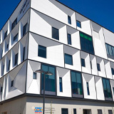 Powder and Liquid FEVE Coatings for Curtain Wall and Infrastructure Applications