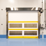 High Performance Door Solutions for Food & Beverage Manufacturing