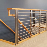 Prefabricated Ornamental Rails