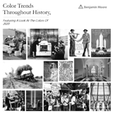Color Trends Throughout History- A Look at 2020