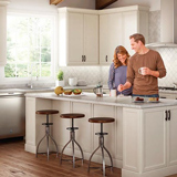 Kitchen Cabinet Construction Methods, Finishes and Applications